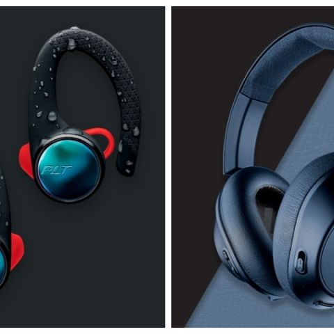 Plantronics launches new BackBeat FIT and BackBeat GO series of audio devices