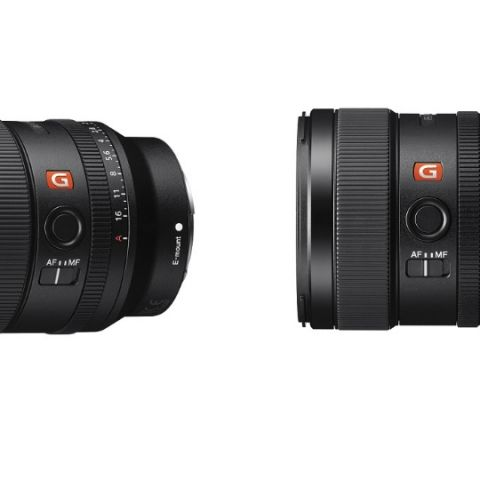 Sony 24mm F1.4 G Master Prime Full-Frame Lens launched at Rs 1,29,990
