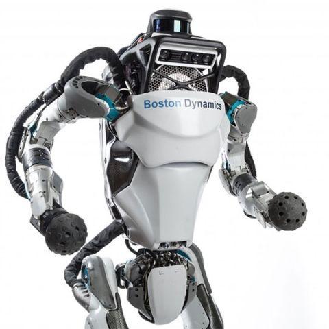 Boston Dynamic's Atlas can now perform Parkour