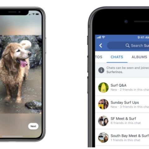 Facebook now rolling out 3D photos in News Feed, VR and chats in Groups