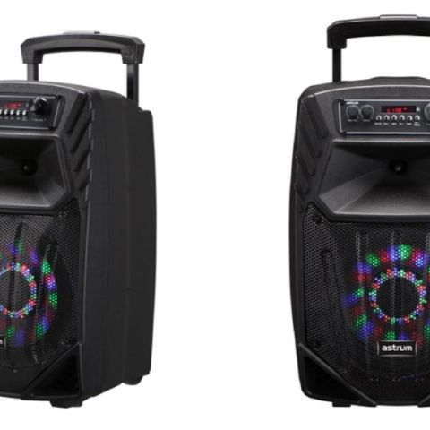Astrum launches 'TM085' trolley multimedia speakers for Rs 3890