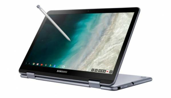 Samsung Chromebook Plus V2 LTE launched in US