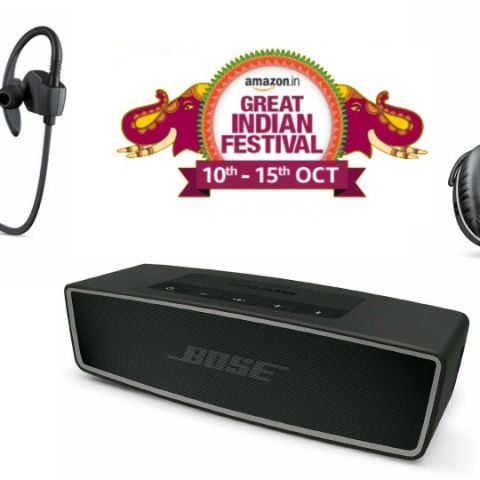Amazon Great Indian Festival Sale Day 4: Best audio device deals from JBL, Sennheiser, Bose and more