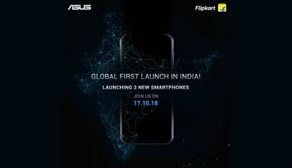 Asus could launch two budget smartphones on October 17, will be Flipkart exclusive