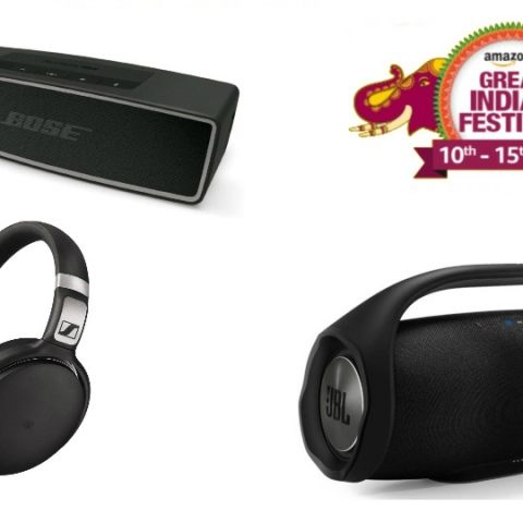 Amazon Festive Sale Last Day Deals: Final discounts on speakers by Bose, JBL, Ultimate Ears and more
