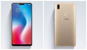 Here are the top 5 features of the Vivo V9Pro