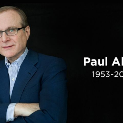 """Microsoft co-founder and """"Idea Man"""" Paul Allen dead at age 65"""