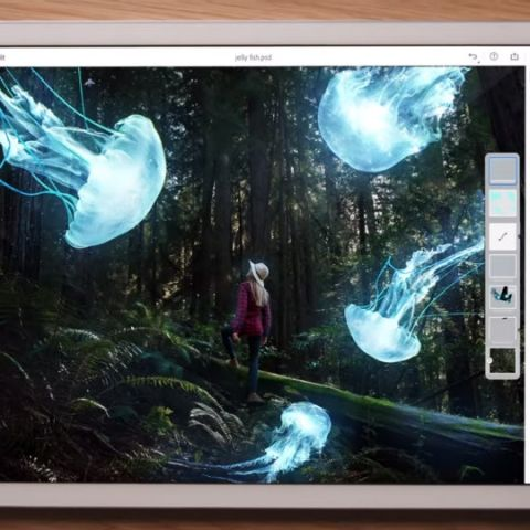Adobe Photoshop CC to be made available on Apple iPad in 2019 with continuous editing support