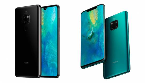 Huawei Mate 20 Pro, Mate 20, Mate 20 X and Porche Design Huawei Mate 20 RS launched