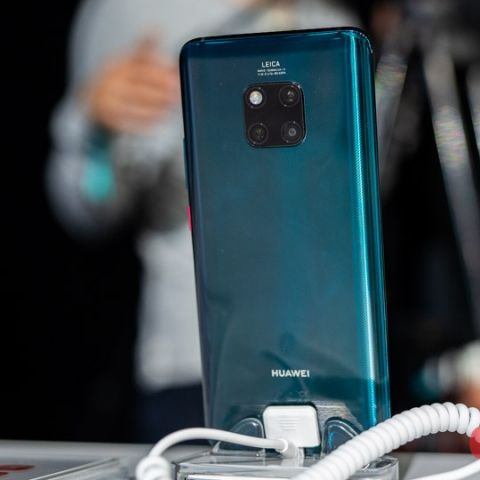 Huawei foldable smartphone, 5G-enabled flagships and phones with rear quad-camera setup coming next year