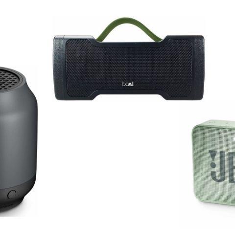 Top 5 Bluetooth speaker deals on Paytm Mall
