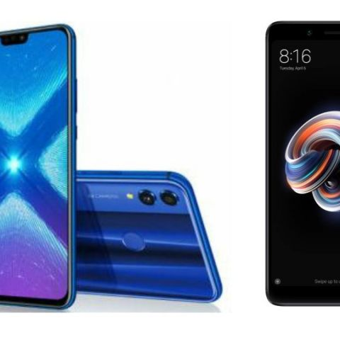 Spec comparison: Honor 8X vs Xiaomi Redmi Note 5 Pro | Digit