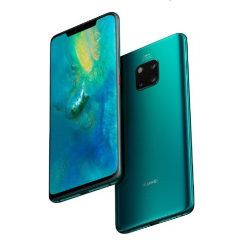 wholesale dealer c79a5 f6f33 Huawei Mate 20 Pro launching in India next month as Amazon Exclusive
