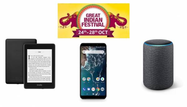 Amazon Great Indian Festival returns for round 2: Deals and offers revealed on smartphones, TVs, Amazon devices and more