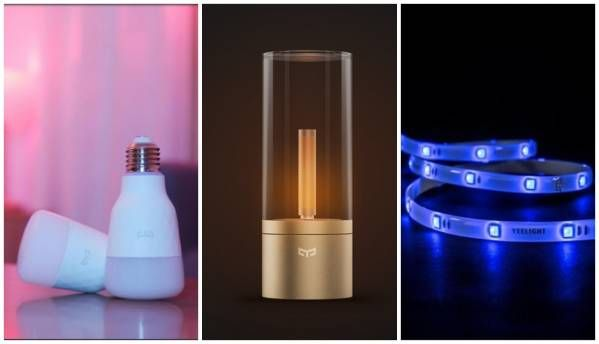 Xiaomi owned Yeelight enters India with four smart lighting devices