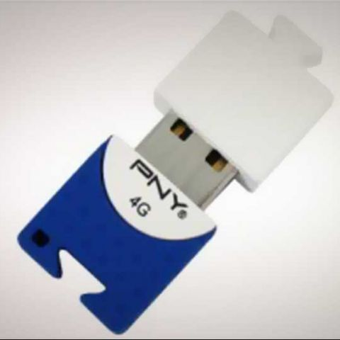 PNY Brick Attache series of USB drives launched in India