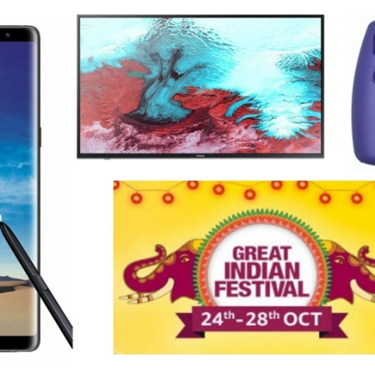 Amazon Great Indian Festival Sale: Top 10 tech deals | Digit