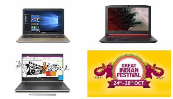 Amazon Great Indian Festival Sale wave 2: Best deals on laptops