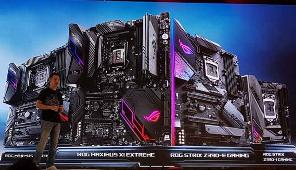 ASUS launches ROG Maximus XI Apex motherboard