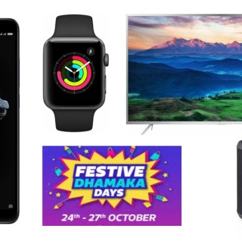 Flipkart Festival Days Sale day 2: Top tech deals