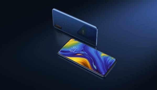 Xiaomi Mi Mix 3 with magnetic display slider, 10GB RAM and four cameras launched in China