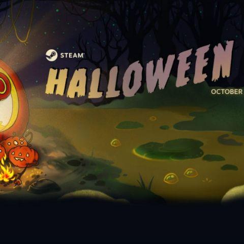 Halloween 1 November.Steam Halloween Sale Till November 1 Discounts On Resident