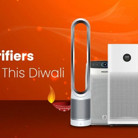 Air Purifiers to help you survive the toxic smog this Diwali season