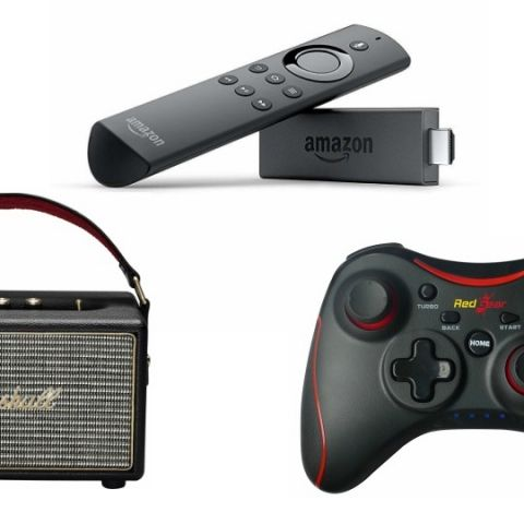 Best Tech deals on Amazon: Offers on speakers, gamepads and more