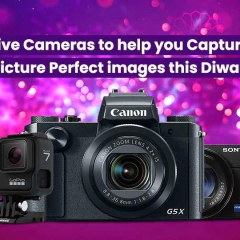 Five cameras to help you capture picture perfect images this Diwali