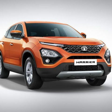 First Tata Harrier rolls out of new Pune assembly line