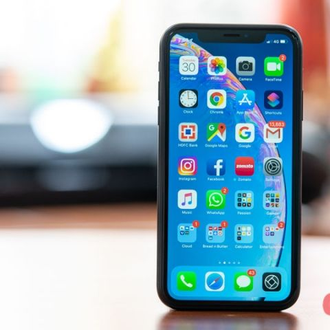 Apple could use a TOF 3D camera to make FaceID better on