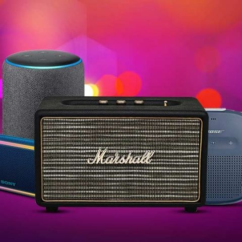 Best Smart Speakers and Portable Bluetooth Speakers to buy or gift this Diwali
