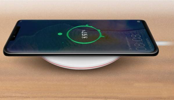 Huawei Mate 20 Pro will launch with Huawei's 15W quick wireless charger in India next month