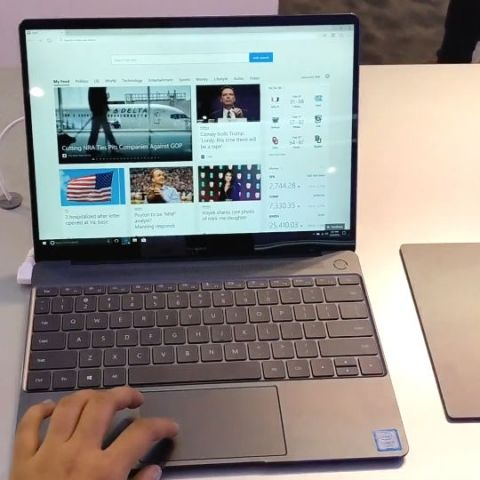Microsoft Store brings back Huawei laptops to clear remaining stock