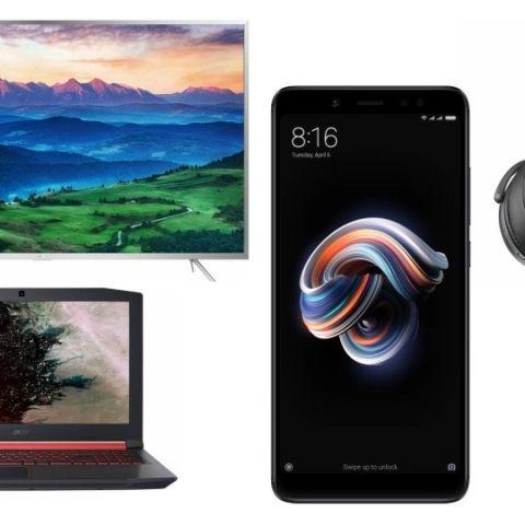 Flipkart Big Diwali Sale day 1: Top 10 tech deals