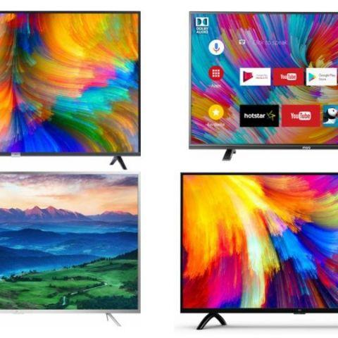 Flipkart Big Diwali Sale day 1: Top TV deals