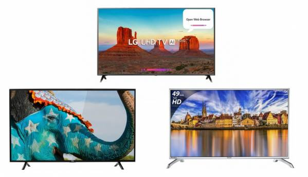 Best TV deals on Amazon and Flipkart festival sales