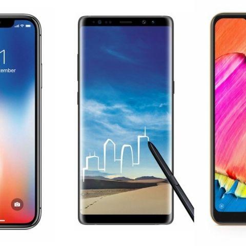 Amazon Great Indian Festival sale: Top 5 smartphone deals