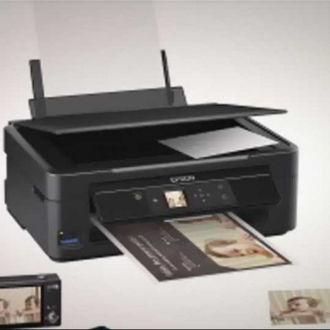 "Epson launches ME Office 535, the ""smallest all-in-one inkjet,"" at Rs. 5,999"