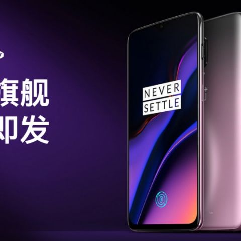 OnePlus 6T 'Thunder Purple' colour variant goes official in China