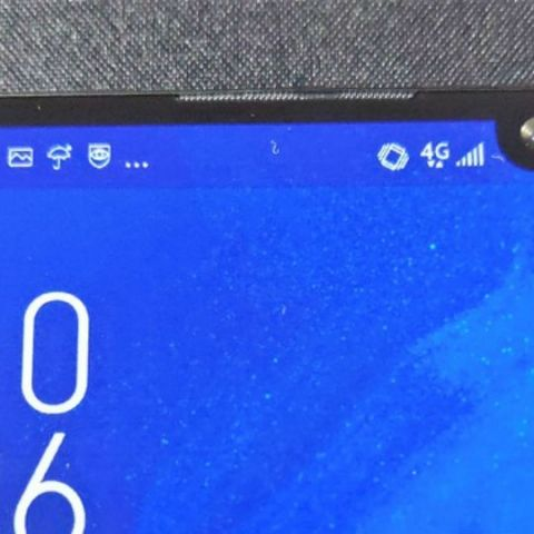 Asus Zenfone 6 images and video leak, reveal off-center placement of 'waterdrop' notch
