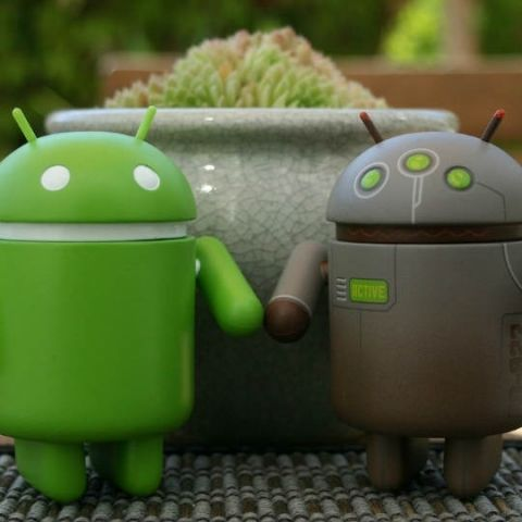 Google may bring support for facial recognition hardware in Android