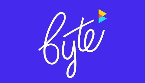 Byte is the successor to Vine, launching in 2019