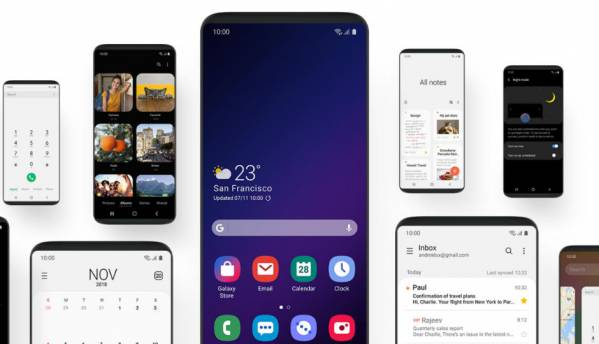 Samsung Galaxy Note 8 receives Android Pie based One UI update in India