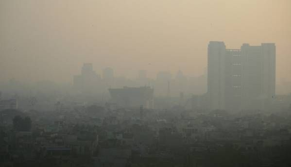 India could soon get a 40 feet tall air purifier tower in Delhi to combat rising air pollution levels