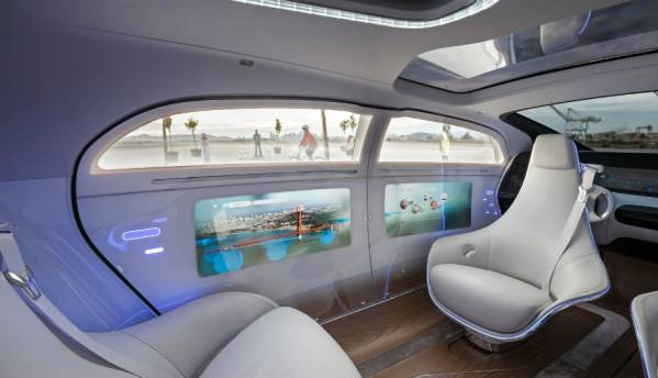 Driverless cars could be used as mobile-brothels: Study