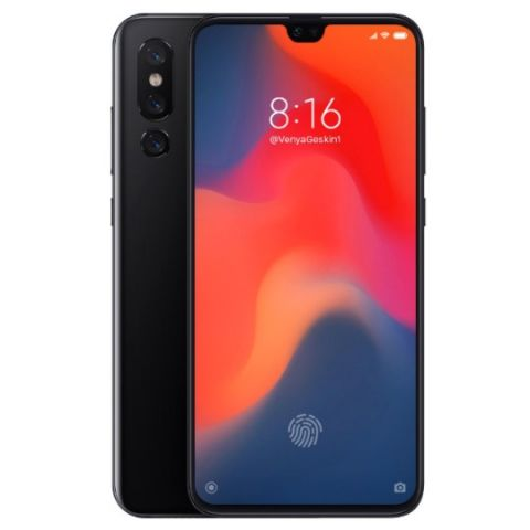 Xiaomi Mi 9 renders surface, may feature a 6.4-inch AMOLED screen and 3700mAh battery