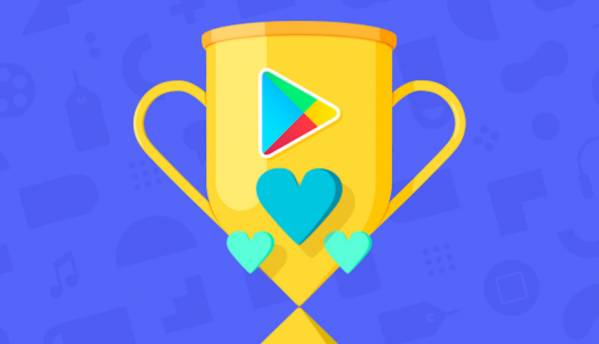 You can vote for your favourite app and game for the Google Play Awards 2018 right now