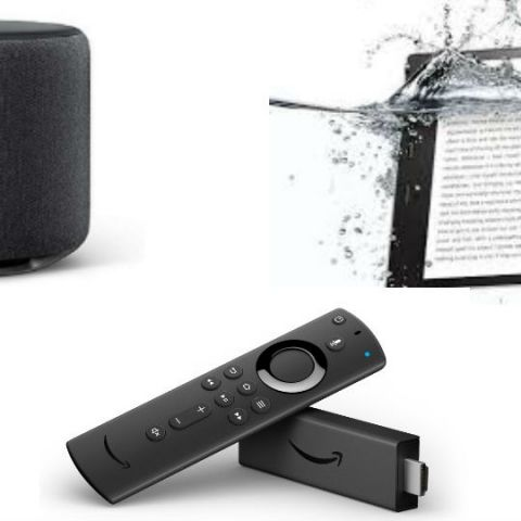 Amazon starts shipping Fire TV Stick 4K with Alexa Voice Remote, Echo Sub, and Waterproof Kindle Paperwhite in India