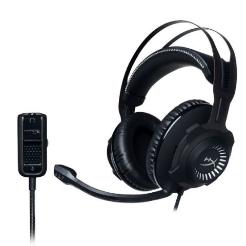 HyperX launches its Cloud Revolver Gunmetal gaming headset in India